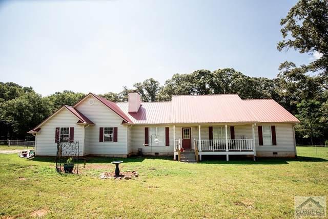 509 Macedonia Church Road, Danielsville, GA 30633 (MLS #976208) :: Signature Real Estate of Athens