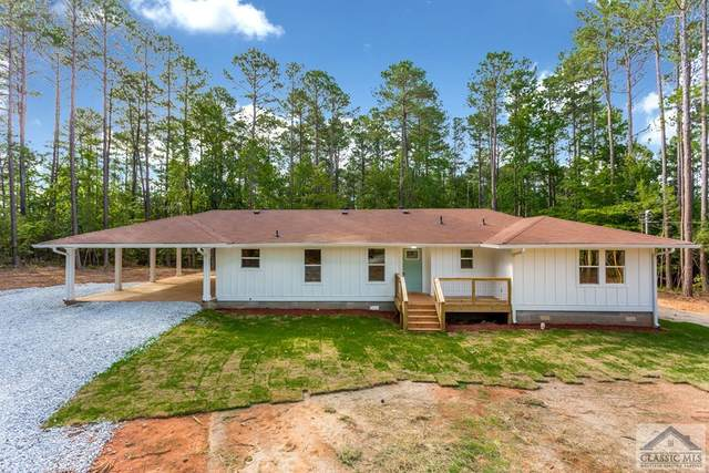 216 Buddy Faust Road, Crawford, GA 30630 (MLS #976217) :: Signature Real Estate of Athens