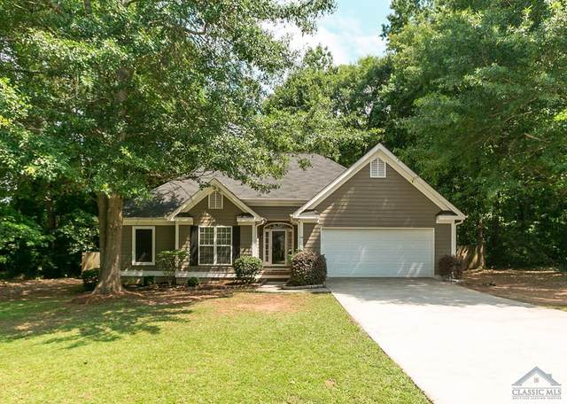 115 Deertrigger Place, Athens, GA 30605 (MLS #976219) :: Signature Real Estate of Athens