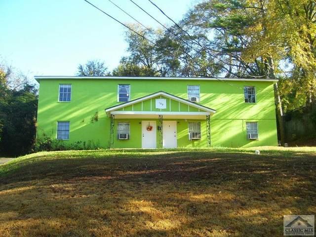 199 Little C, Athens, GA 30605 (MLS #976221) :: Signature Real Estate of Athens