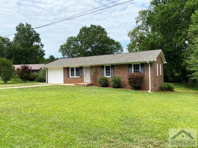 116 Hillcrest Street, Commerce, GA 30529 (MLS #976222) :: Signature Real Estate of Athens