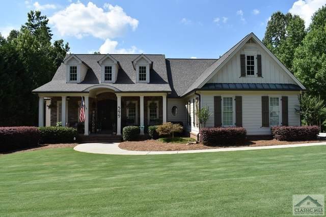 599 Richmond Place, Loganville, GA 30052 (MLS #976223) :: Signature Real Estate of Athens