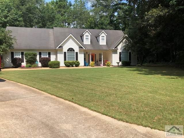 604 Woods Way, McDonough, GA 30252 (MLS #976224) :: Signature Real Estate of Athens