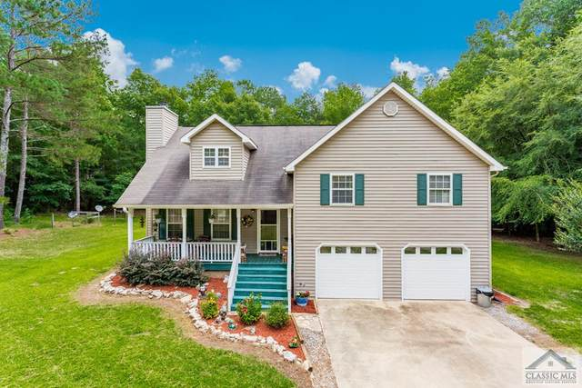 143 Meadow Lakes Drive, Lexington, GA 30648 (MLS #976228) :: Signature Real Estate of Athens