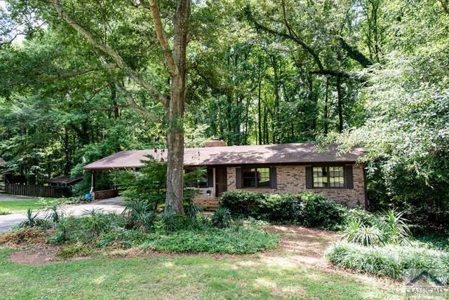 1051 Crooked Creek Road, Watkinsville, GA 30677 (MLS #976229) :: Team Cozart