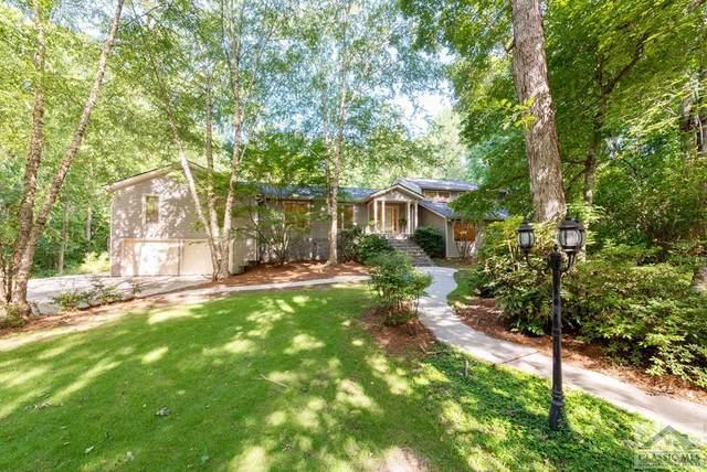 1321 Crystal Hills Drive, Athens, GA 30606 (MLS #976236) :: Todd Lemoine Team