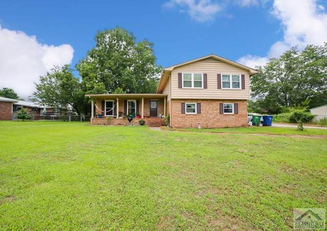 185 Fairway Circle, Athens, GA 30607 (MLS #976273) :: Team Cozart