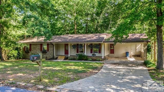 218 Cavalier Road, Athens, GA 30606 (MLS #976333) :: Athens Georgia Homes