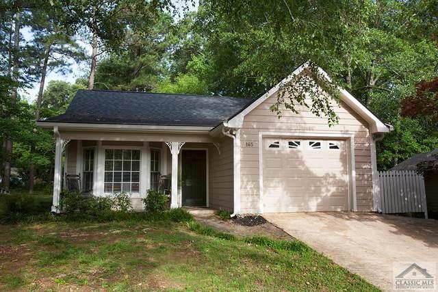 165 Diamond Drive, Athens, GA 30605 (MLS #976334) :: Athens Georgia Homes