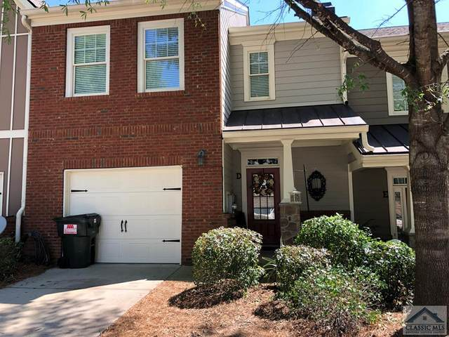 155 The Preserve Drive 12 D, Athens, GA 30606 (MLS #976387) :: Signature Real Estate of Athens