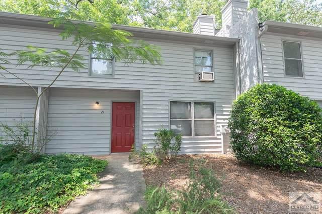 1775 Milledge Avenue S #21, Athens, GA 30606 (MLS #976483) :: Team Cozart