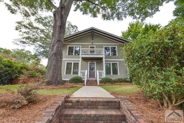 490 Cobb Street, Athens, GA 30606 (MLS #976500) :: Signature Real Estate of Athens