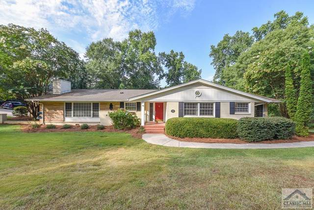 755 West Lake Drive, Athens, GA 30606 (MLS #976503) :: Todd Lemoine Team