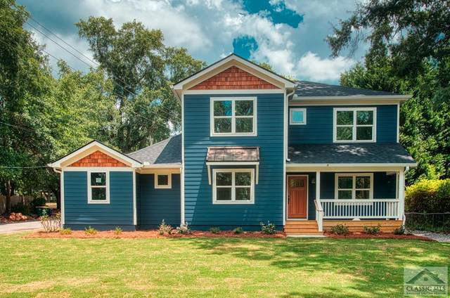 192 Sunset Drive, Athens, GA 30606 (MLS #976566) :: Athens Georgia Homes
