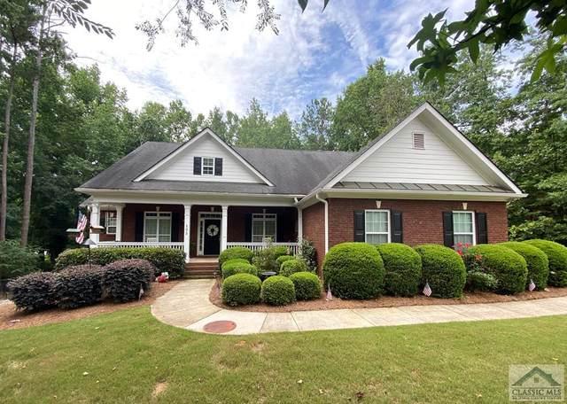 105 Wesley Drive, Athens, GA 30605 (MLS #976573) :: Signature Real Estate of Athens