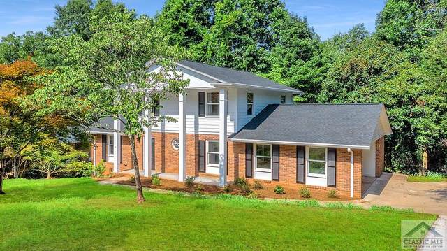 665 Riverhill Drive, Athens, GA 30606 (MLS #976575) :: Signature Real Estate of Athens