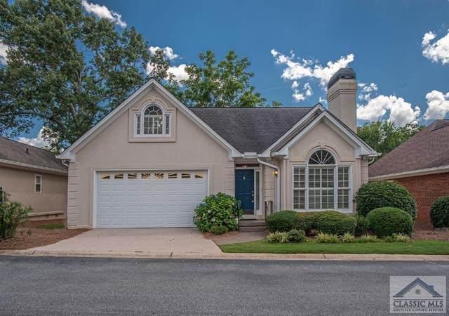 1048 Mill Pointe #8, Watkinsville, GA 30677 (MLS #976590) :: Signature Real Estate of Athens