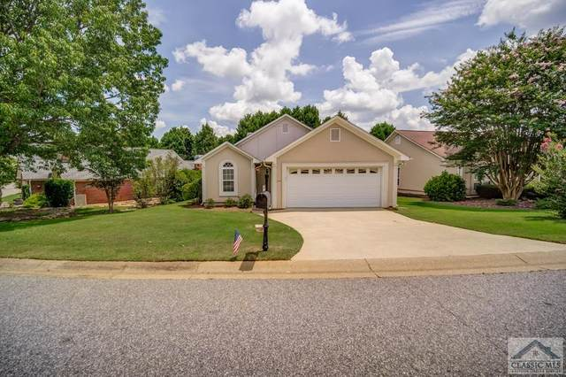 245 Bedford Drive, Athens, GA 30606 (MLS #976641) :: Signature Real Estate of Athens