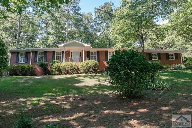 540 Westview Drive, Athens, GA 30606 (MLS #976676) :: Athens Georgia Homes
