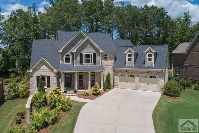 1026 Turtle Pond Drive, Watkinsville, GA 30677 (MLS #976737) :: Athens Georgia Homes
