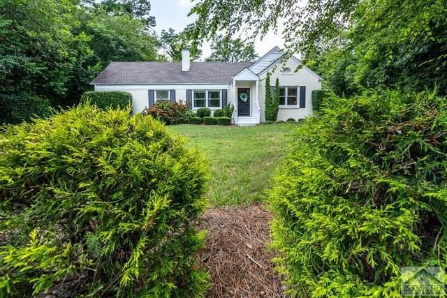 1520 Milledge Avenue, Athens, GA 30606 (MLS #976738) :: Athens Georgia Homes