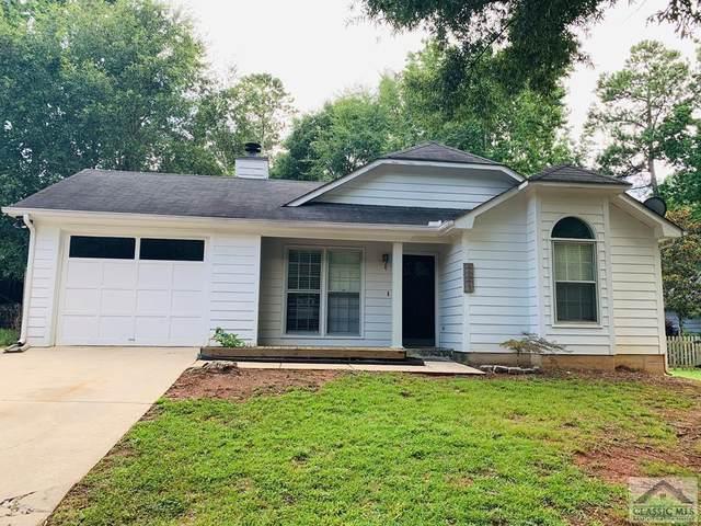 121 Diamond Drive, Athens, GA 30605 (MLS #976765) :: Athens Georgia Homes