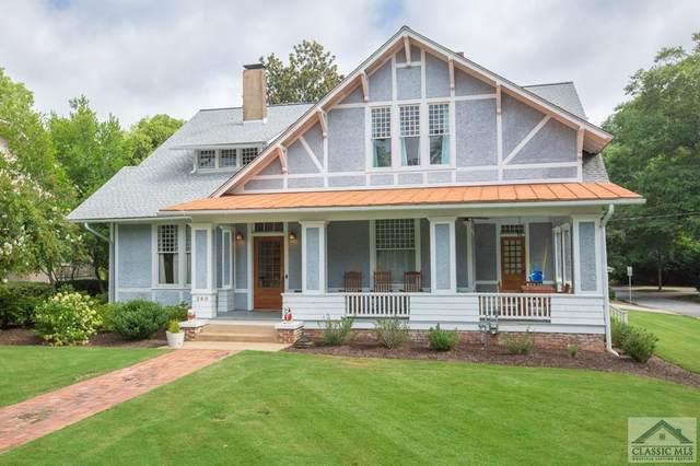 360 Cloverhurst Avenue W, Athens, GA 30606 (MLS #976770) :: Athens Georgia Homes