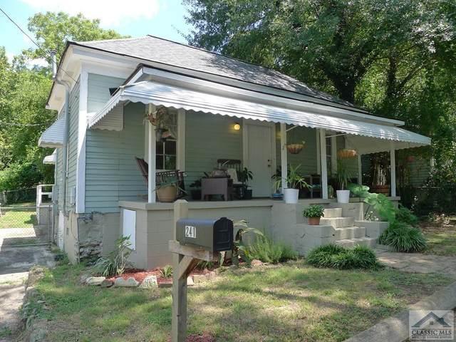 241 Field Avenue, Athens, GA 30606 (MLS #976782) :: Signature Real Estate of Athens