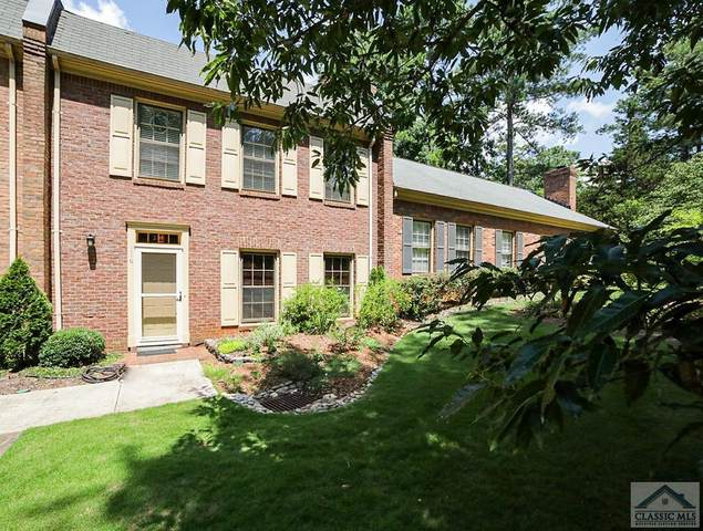 116 Stratford Drive S #116, Athens, GA 30605 (MLS #976809) :: Signature Real Estate of Athens