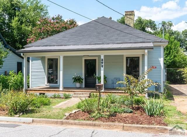 374 Dubose Avenue, Athens, GA 30601 (MLS #976824) :: Signature Real Estate of Athens