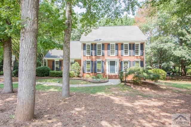119 Ashbrook Place, Athens, GA 30605 (MLS #976851) :: Athens Georgia Homes