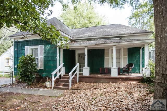 126 Indale Avenue, Athens, GA 30606 (MLS #976866) :: Signature Real Estate of Athens