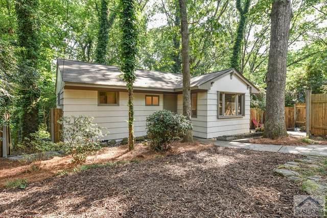 188 Habersham Drive, Athens, GA 30606 (MLS #976890) :: Athens Georgia Homes
