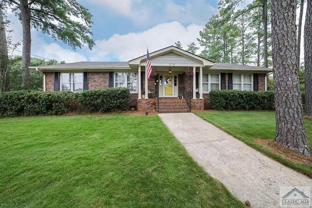 575 Cedar Creek Drive, Athens, GA 30605 (MLS #976892) :: Athens Georgia Homes