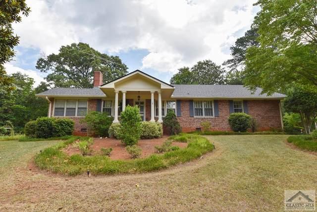 545 Mcwhorter Drive, Athens, GA 30606 (MLS #977019) :: Signature Real Estate of Athens