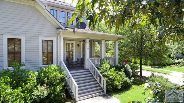25 Charter Oak Drive, Athens, GA 30607 (MLS #977050) :: Signature Real Estate of Athens
