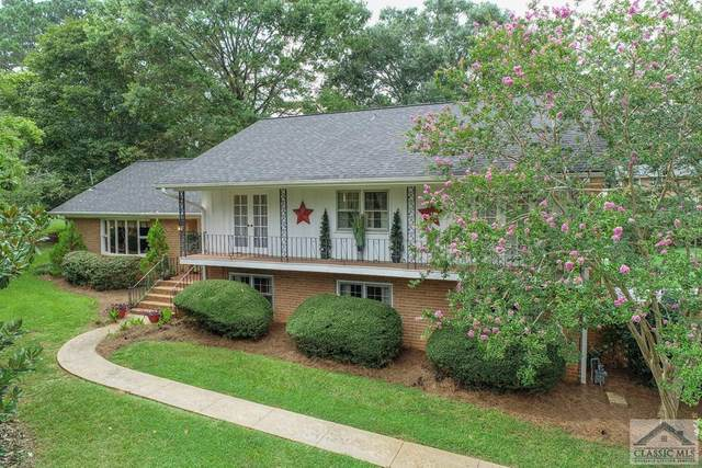 160 Clifton Drive, Athens, GA 30606 (MLS #977068) :: Signature Real Estate of Athens