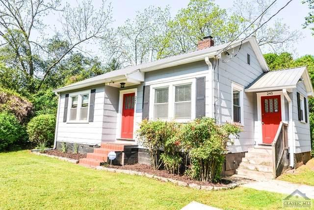 245 Sunset Terrace, Athens, GA 30606 (MLS #977072) :: Signature Real Estate of Athens