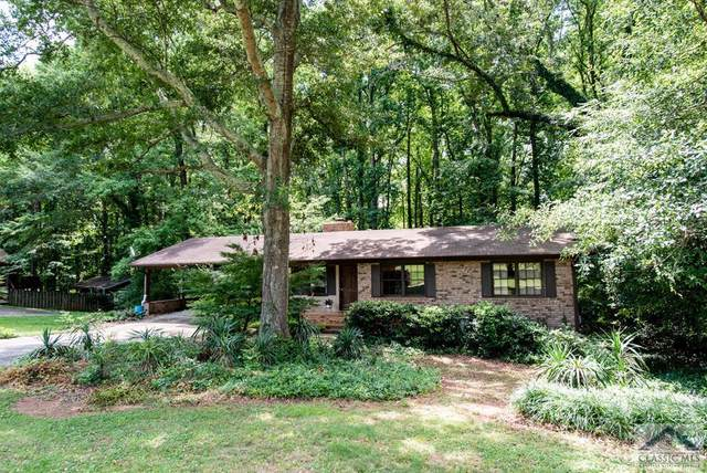 1051 Crooked Creek Road, Watkinsville, GA 30677 (MLS #977074) :: Athens Georgia Homes