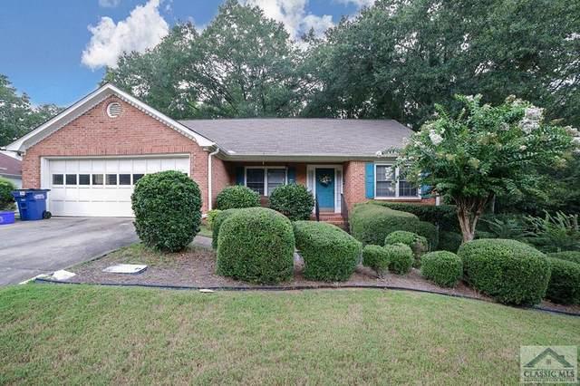 156 Woodhaven Circle, Athens, GA 30606 (MLS #977092) :: Signature Real Estate of Athens