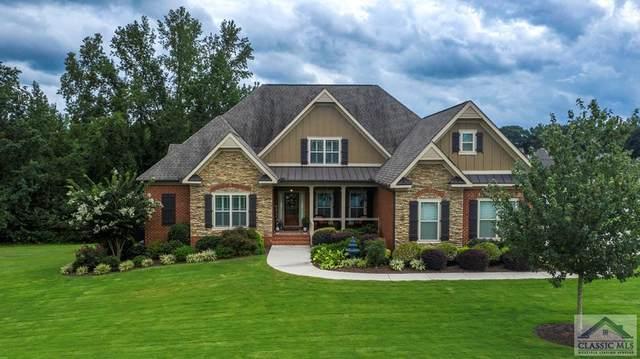 1091 Club Estates Lane, Statham, GA 30666 (MLS #977227) :: Signature Real Estate of Athens