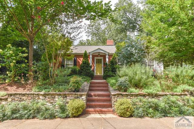 480 Cobb Street, Athens, GA 30606 (MLS #977267) :: Signature Real Estate of Athens