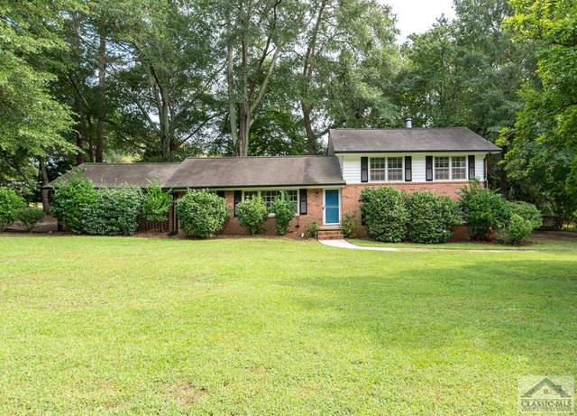 515 Forest Heights Drive, Athens, GA 30606 (MLS #977278) :: Signature Real Estate of Athens