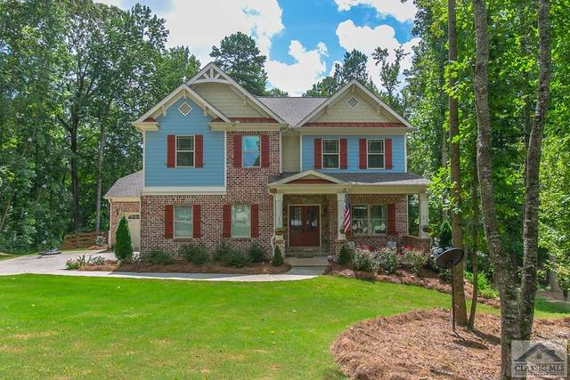 971 Edward Avenue, Jefferson, GA 30549 (MLS #977283) :: Signature Real Estate of Athens