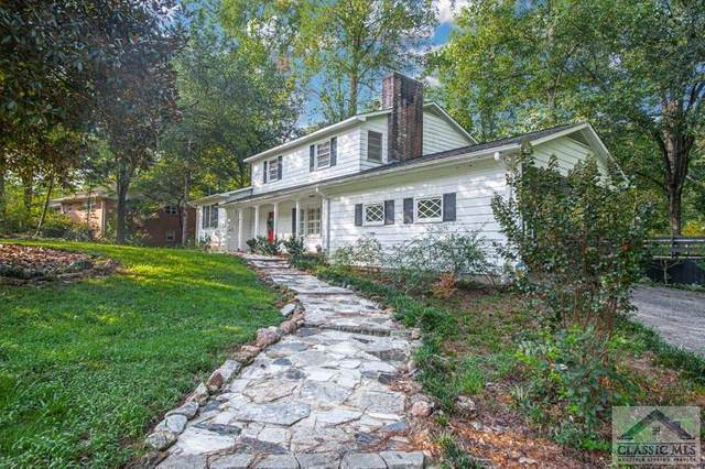 555 Riverhill Drive, Athens, GA 30606 (MLS #977305) :: Signature Real Estate of Athens