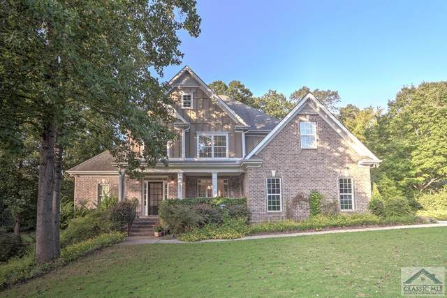317 Ashbrook Lane, Athens, GA 30605 (MLS #977355) :: Signature Real Estate of Athens