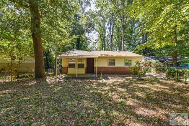 208 Habersham Drive, Athens, GA 30606 (MLS #977356) :: Signature Real Estate of Athens