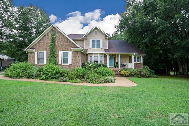 1051 Ashland Drive, Statham, GA 30666 (MLS #977376) :: Team Cozart