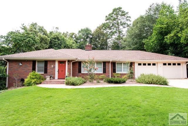 135 Harold Drive, Athens, GA 30606 (MLS #977393) :: Signature Real Estate of Athens
