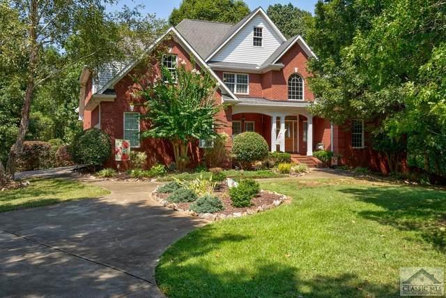 295 Brush Creek Road, Colbert, GA 30628 (MLS #977423) :: Team Cozart